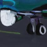SarahKenikiePalmer_2014_acryliconboard_Plane